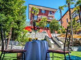 Villa Muralto Rooms & Garden, Hotel in der Nähe von: Bahnhof Locarno, Muralto