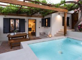 Cretan Soul, hotel with pools in Plataniás