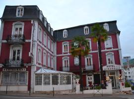 Hôtel Acropolis, hotel in Lourdes