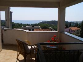 App Sea view Blue, apartment in Premantura