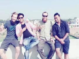 The Hangout Hostel Agra, pet-friendly hotel in Agra