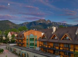 Hotel Wersal, hotel in Zakopane