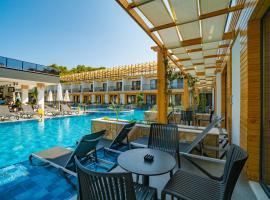 L HOTEL SARIGERME, отель рядом с аэропортом Аэропорт Даламан - DLM в Мугле