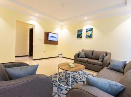 سوار للوحدات السكنية, family hotel in Taif