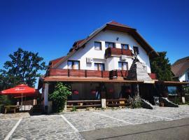 Old Shatterhand, lodge in Seliste Dreznicko