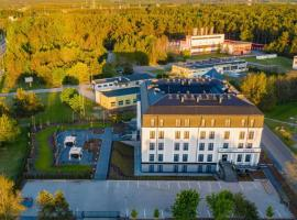 Hotel Przy Solankach – hotel w Grudziądzu