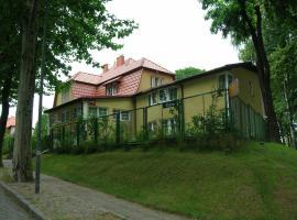 Hotel Pod Platanami – hotel w mieście Trzebnica