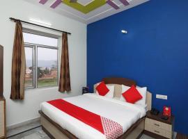 Hotel Rudra Palace, отель в Ришикеше