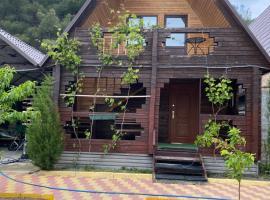 Деревянный дом под ключ, homestay in Gelendzhik
