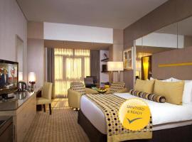TIME Grand Plaza Hotel, Dubai Airport, hotel near Sharjah Golf and Shooting Club, Dubai
