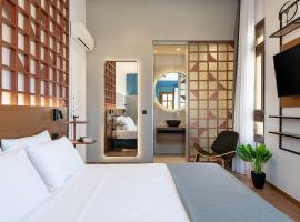 Camere Maritima, hotel in Chania