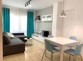 THE LOL@S CENTER, lägenhet i Estepona