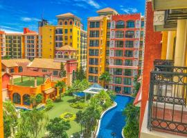 Venetian Resort Pattaya ที่พักให้เช่าในหาดจอมเทียน