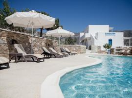 Manthos Place 2, ξενοδοχείο κοντά σε Παραλία Τρεις Κλησιές, Μυλοπότας