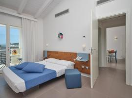 Hotel Residence Porto San Paolo, serviced apartment in Porto San Paolo