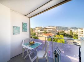 Blue Beach, apartment in Roquebrune-Cap-Martin