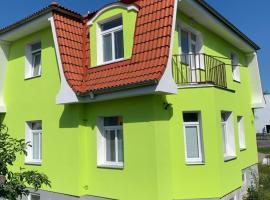 Apartmány Dubická, hotel v destinaci Česká Lípa