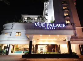 Vue Palace Hotel, hotel di Bandung