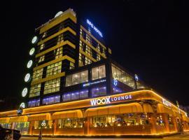 Hotel BFC Spa & Sport, hotel in Bursa