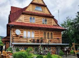 Sasanka, homestay in Kościelisko