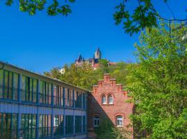 CVJM Familienferienstätte Huberhaus, hotel in Wernigerode