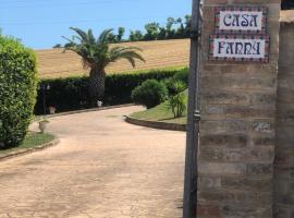 B&B Casa Fanny Riviera Del Conero, bed & breakfast a Loreto