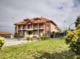 Villa De Llanes, hotel en Llanes
