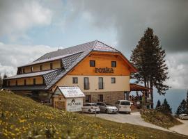 Hotel House Rozka, hotel in Cerklje na Gorenjskem