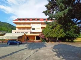 Hotel Santa Maria Del Bagno, hotel in Pesche