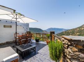Casa de Arriba, casa o chalet en Capileira