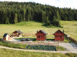 Domki na Zagroniu, hotel near Gorce National Park, Koninki