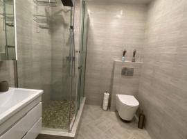 Новая квартира в Дагомысе Сочи 38 кв м, отель в Сочи