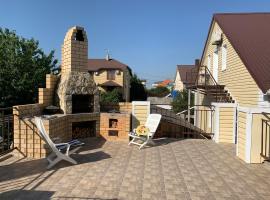 Гостевой дом Радужный, guest house in Vityazevo