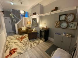 The Mayfield Boutique Guest House, pet-friendly hotel in Blackpool