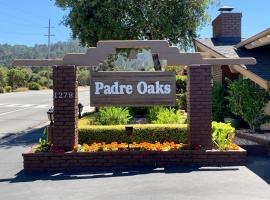Padre Oaks, motel in Monterey