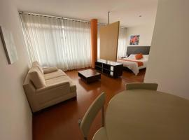 Juliette ApartaSuites, hotel cerca de Plazoleta del Rosario, Bogotá