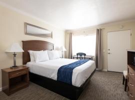Villa Franca Inn, motel in Monterey