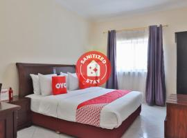 OYO 365 Marhaba Residence Hotel Apartments, hotel in Ajman