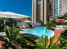 Hi Hotel Bari, отель в Бари
