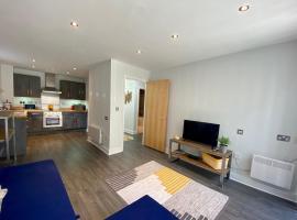 Rutland House, apartment in Sheffield