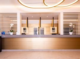Best Western Hotel Nazionale, отель в городе Сан-Ремо