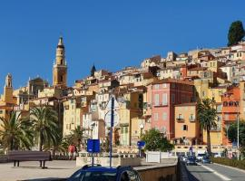 Apartment Marly, self catering accommodation in Menton