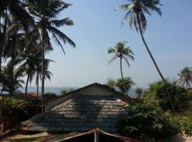 Hippie hostel Anjuna, hostel in Anjuna