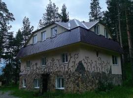 Hotel Pamir, hotel in Terskol