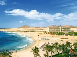 Hotel Riu Oliva Beach Resort - All Inclusive, hotel en Corralejo