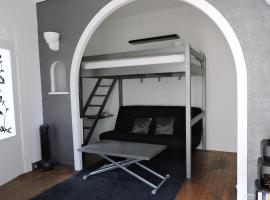 Charmant studio centre Villefranche sur mer, apartment in Villefranche-sur-Mer