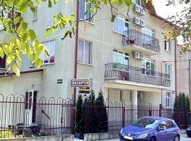 Moldotour, hotel near Alexandru Ioan Cuza University, Iaşi