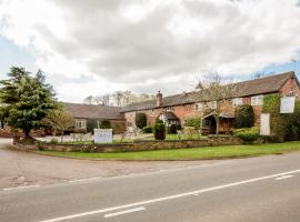 Slaters Country Inn, hotel near Stoke Town Hall, Whitmore