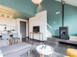 La Cabane d'Hujulo, self catering accommodation in Malmedy