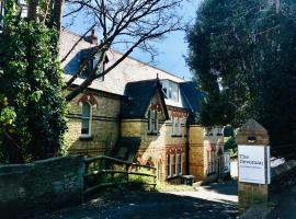 The Devonian, hotel in Ilfracombe